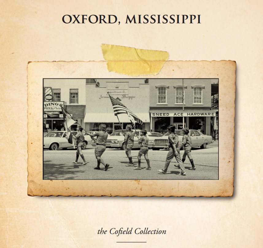 Oxford, Mississippi - The Cofield Collection